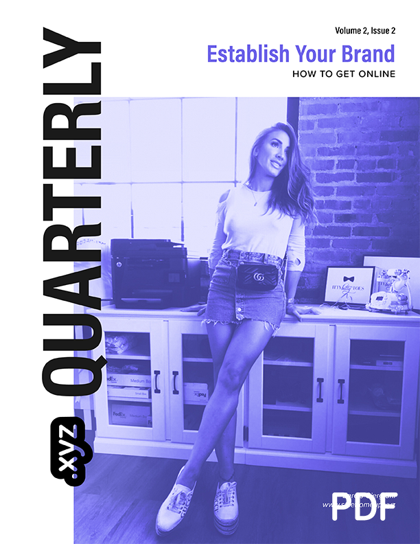 Cover of Q2 2019 Quarterly Report PDF