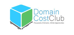 Domains Cost Club Logo