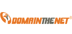 Domain The Net Logo